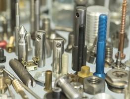 Schrauben, Verbindungselemente, CNC-Präzisionsteile